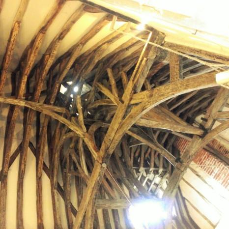Eastbridge roof 1